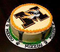 Mizzou Cake
