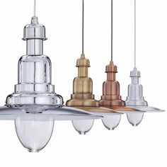 """Industriel Light"", luminaires design"