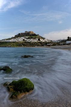 This is my Greece | Lindos an archaeological site and a town on the island of Rhodes, Dodecanese