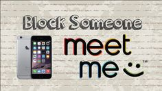 How to block someone on MeetMe | Mobile App (Android & Iphone) #video #youtube #howtocreator #free #social #app #mobile #mobileapp #android #iphone #ipad #chat #messenger #free #socialnetworking #meetme