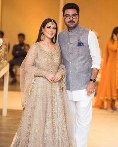 Click on Visit for Video - Full Video on Youtube Pakistani Wedding Outfits, Wedding Dresses, Famous Celebrities, Celebs, Iqra Aziz, Fancy Kurti, Indian Wedding Photography Poses, Bridal Photoshoot, Pakistani Actress