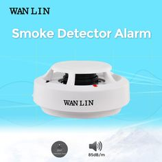 WANLIN Fire Smoke Alarm Sensor Smoke Detector Home Security System For Home Kitchen #jewelry, #women, #men, #hats, #watches