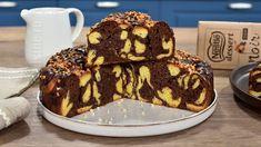 Cozonac bicolor cu ciocolata si nuca - reteta video Dough Recipe, Cooking Recipes, Good Food, Desserts, Physical Therapy, The Creator, Kitchens, Kuchen, Tailgate Desserts