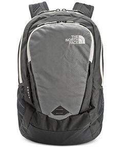 The North Face Vault backpack safely stores your laptop and gadgets and features a stitched foam back panel for comfort while you carry it on the go. | Nylon | Spot clean | Imported | Compatible with