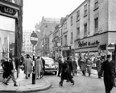 Barnett Street 1959