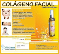 Colageno facial. SHELO NABEL