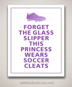 Forget The Glass Slipper This Princess Wears by SUBLIMEfresh, $16.00