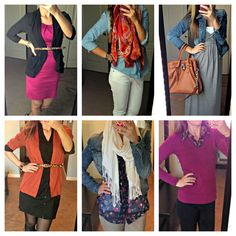 outfit ideas from a teacher- super cute! Awesome blog!