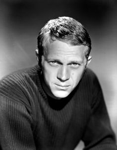 "Steve McQueen (aka Terence Steven McQueen) - (1930 - 1980) - Actor, Producer - Ultra-cool male film star - Nominated for Best Actor in ""Sand Pebbles"" 1966"