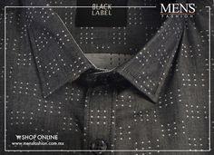 #Camisas con estampados originales combinados con un #saco, son la opción no tan clásica para un #jueves de trabajo. Cómprala aquí: www.mensfashion.com.mx