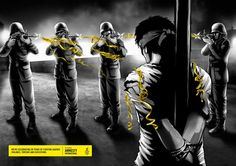 Amnesty International Ad