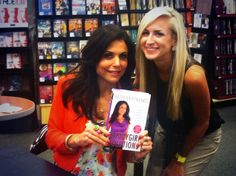 I got to meet the most incredible woman and entrepreneur, Bethenny Frankel!  Bethenny's first book, Naturally Thin taught me that you can eat whatever you want, whenever you want, all in moderation.   I love food and my body. Bethenny taught me that you really can have it all!