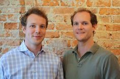 Meet Will Haughey (left) and Chris Haughey (right). Will is Tegu's Chief Blockhead and Chris is Tegu's Head Elf.