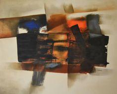 "Saatchi Art Artist Francisco Postlethwaite; Painting, ""rítmica viva sanguínea"" #art"