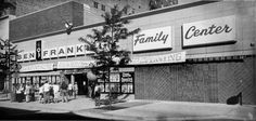 Ben Franklin store 215 E 4th st  Opened  in 1977 Closed In 1985. Shur Went To A Lot Of Sidewalk Sales Here !!!