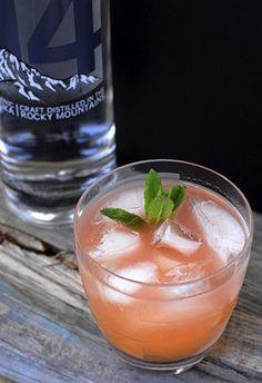 Vodka Rhubarb Pie Cocktail   16 Refreshing Rhubarb Cocktails To Drink This Weekend