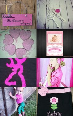 Perfectly Pink by Melissa Stavros on Etsy--Pinned with TreasuryPin.com
