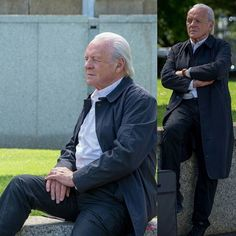Sir Anthony Hopkins (Solace) 2015