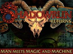 Want nao. Shadowrun was an awesome game and I'm looking forward to it finally being done right on the tablet and PC.