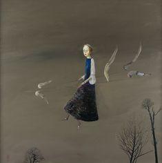 Artwork oil , 88 x 85 cm. by Stefan Caltia born 1942 Lights Camera Action, Magic Realism, Fun Illustration, Art Database, Old Paintings, Imagines, Riga, Rhode Island, Musical