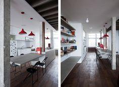 Oscar Niemeyer Apartment  @ ShockBlast