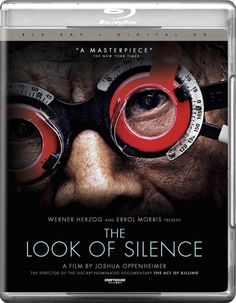 683c0f018e8f The Look of Silence Blu-ray Starring Adi Rukun