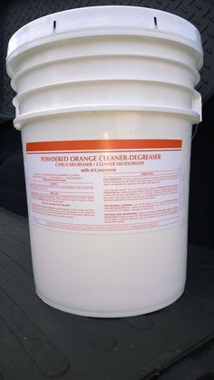 ORANGE POWDERED CLEANER DEGREASER ALL PURPOSE CRYSTALS HEAVY DUTY ~ 50, 25 LB ~ Biodegradable ~ Non-Toxic ~ D-Limonene ~ Leaves Behind Citus Scent ~ Affordable ~ ALSO MAKES A GREAT DRAIN LINE OPENER!!! ~ patriotchemicalcompany.com 888-896-4827 #OrangeCleaner #OrangeDegreaser #CitrusCleaner #CitrusDegreaser #MultipurposeCleaner #KitchenCleaner #BathroomCleaner #ConcreteCleaner #GreaseTrapCleaner #SewerPlant #EasySummerMeals