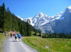 Jungfrau-Marathon Jubilee Weekend in Interlaken. http://www.youtube.com/watch?v=dj14DxNxVgo
