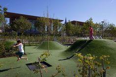 Place de la Breche, Niort by Studio Milou Architecture-12 « Landscape Architecture Works   Landezine