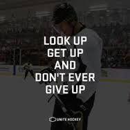 Hockey motivation 1 Light the lamp Pinterest Hockey