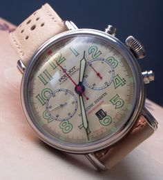 Russian watches and Poljot movements