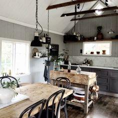 Elin Lannsjö Keramik Best Interior, Kitchen Dining, Kitchens, Design Inspiration, Cottage, Cabin, Dreams, Future, Lifestyle