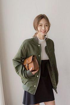 Airple Air Jacket | Korean Fashion