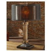 "Found it at Wayfair - Montana 31"" H Table Lamp with Drum Shade"