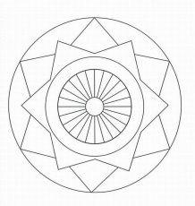 Basit Mandala çizimleri Googleda Ara Mandala Design Mandala