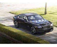 Rolls-Royce presenta una flota de Wraiths inspirados en figuras de Rock.  #car #cars #automóvil #automobile #rollsroyce