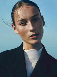 Vogue Netherlands June 2016 Julia Bergshoeff by Annemarieke Van Drimmelen