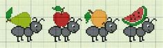 This post was discovered by TC Xmas Cross Stitch, Cross Stitch Kitchen, Cross Stitch Bookmarks, Cross Stitch Borders, Cross Stitch Baby, Cross Stitch Animals, Cross Stitch Designs, Cross Stitching, Cross Stitch Embroidery