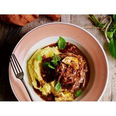 Sun-dried tomato and balsamic lamb stew recipe - By Australian Women's Weekly, Excite your taste buds with this hearty sun-dried tomato and balsamic lamb stew.
