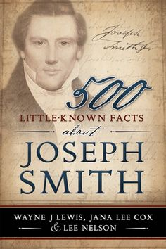 Learn facts about the Prophet Joseph Smith that you never knew. With interesting trivia, inspiring stories, and even his patriarchal blessing included, 500 Little-Known Facts about Joseph Smith is a perfect book to have on hand for your family, for...