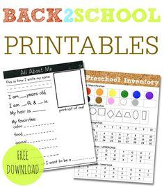 Back to School #Printbales- Get #Ready4Preschool with Disney Junior