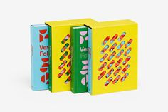 Folk+Form, a book designed by Snøhetta celebrating the legacy of Norwegian furniture manufacturer Vestre