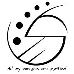 """Sigil Athenaeum - """"All my energies are purified"""" sigil requested by..."""