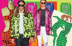 Dsquared2 Spring 2015 Menswear