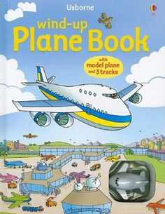 Wind Up Plane Book