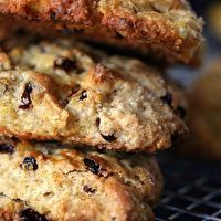... looking for a new scone recipe white chocolate amp sour cherry scones