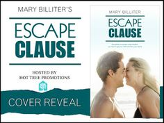 EskieMama & Dragon Lady Reads: Cover Reveal: Escape Clause by Mary Billiter