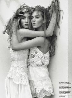 Amalie Moosgaard - female model at Le Management