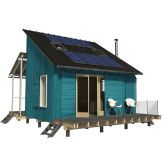 Dream to build a cabin? Let's do it with our small cabin plans! Many people have or dream of having a place where they can escape from everyday life, stress and worries. Many people also dream of building such a place. We provide an easy way to DIY constructions of micro cabin plans, sheds, cottages, tiny houses and playhouses. What are small cabin floor plans well suited for? Small cabins are ideal option when you need space for weekend getaways, to relax, re-charge your batteries, regain…
