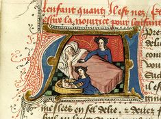 Régime du corps, MS M.0165 fol. 44r - Images from Medieval and Renaissance Manuscripts - The Morgan Library & Museum